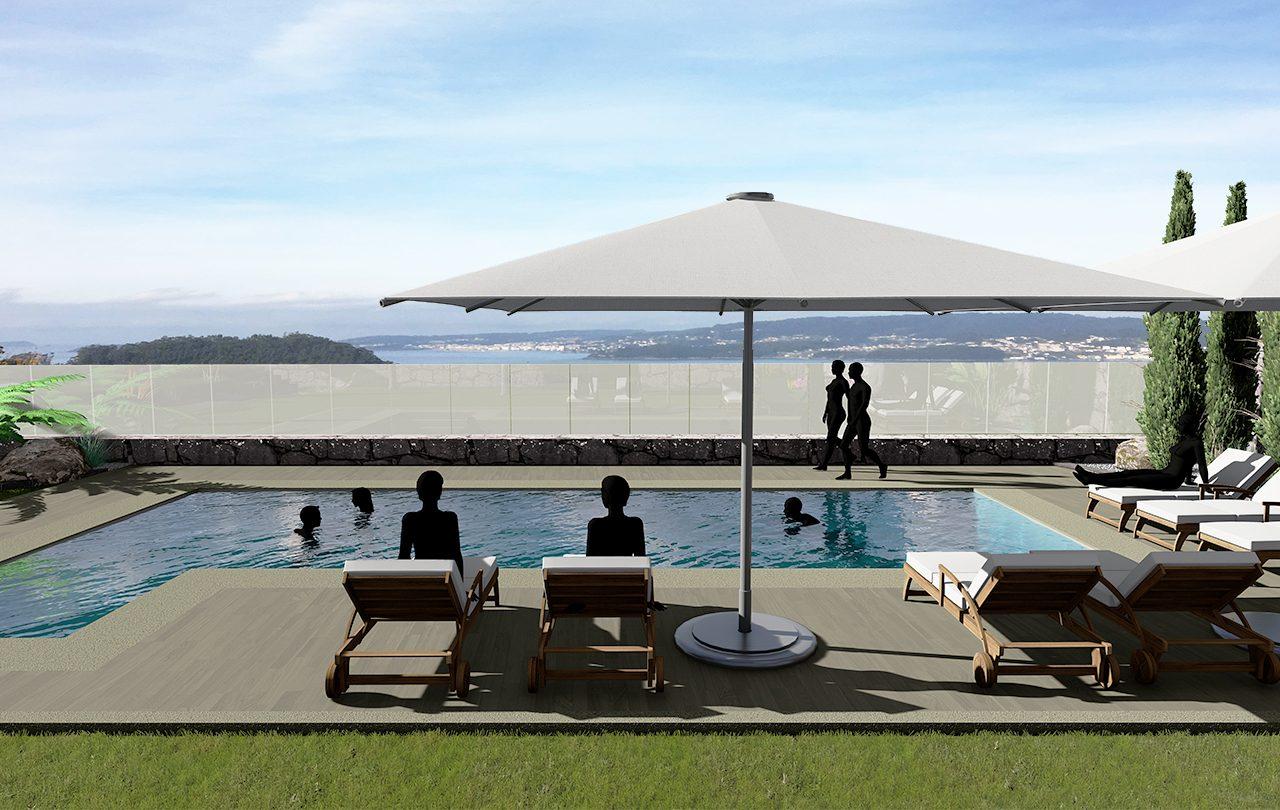 Diseño de piscinas pontevedra